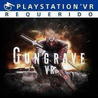 Portada oficial de Gungrave VR para PS4