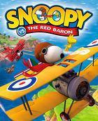 Portada oficial de de Snoopy Vs. The Red Baron para PS2