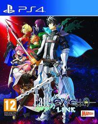 Portada oficial de Fate/EXTELLA Link para PS4