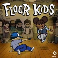Portada oficial de Floor Kids para Switch