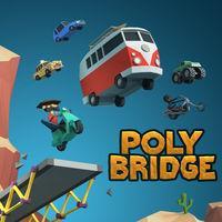 Portada oficial de Poly Bridge para Switch
