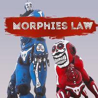 Portada oficial de Morphies Law para Switch
