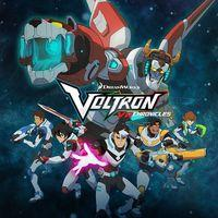 Portada oficial de DreamWorks Voltron VR Chronicles para PS4