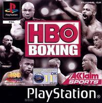 Portada oficial de HBO Boxing para PS One