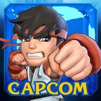 Portada oficial de Puzzle Fighter para Android