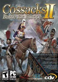 Portada oficial de Cossacks 2: Battle for Europe para PC