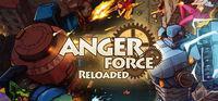 Portada oficial de AngerForce: Reloaded para PC
