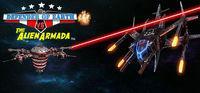 Portada oficial de Defender of Earth vs The Alien Armada para PC