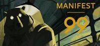 Portada oficial de Manifest 99 para PC