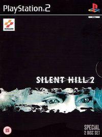 Portada oficial de Silent Hill 2 para PS2