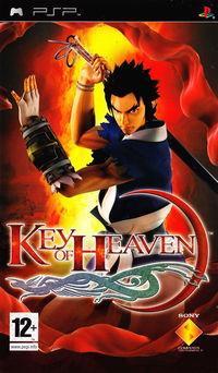 Portada oficial de Key of Heaven para PSP