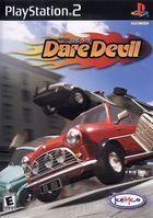 Portada oficial de de Top Gear Dare Devil para PS2