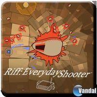 Portada oficial de Riff Everyday Shooter PSN para PS3