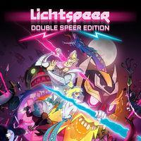 Portada oficial de Lichtspeer: Double Speer Edition para Switch