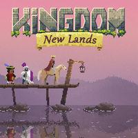 Portada oficial de Kingdom: New Lands para Switch