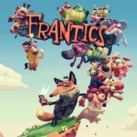 Portada oficial de Frantics para PS4