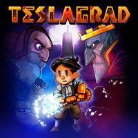 Portada oficial de Teslagrad para Switch