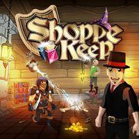 Portada oficial de Shoppe Keep para PS4
