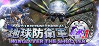 Portada oficial de Earth Defense Force 4.1: Wing Diver The Shooter para PS4
