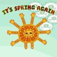 Portada oficial de It's Spring Again para PSVITA