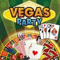 Portada oficial de Vegas Party para PS4