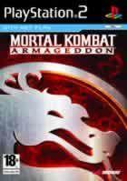 Portada oficial de de Mortal Kombat Armageddon para PS2