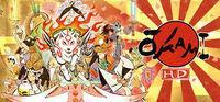 Portada oficial de Okami HD para PC