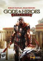 Portada oficial de de Gods and Heroes: Rome Rising para PC