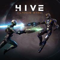 Portada oficial de HIVE: Altenum Wars para PS4