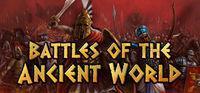 Portada oficial de Battles of the Ancient World para PC