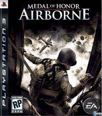 Portada oficial de Medal of Honor Airborne para PS3