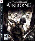 Portada oficial de de Medal of Honor Airborne para PS3