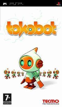 Portada oficial de Tokobot para PSP