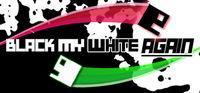 Portada oficial de Black My White Again para PC