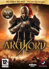 Portada oficial de Archlord para PC