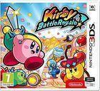 Portada oficial de de Kirby Battle Royale para Nintendo 3DS