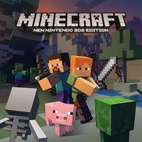 Portada oficial de Minecraft: New Nintendo 3DS Edition para Nintendo 3DS