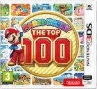 Portada oficial de de Mario Party: The Top 100 para Nintendo 3DS