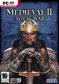 Portada oficial de Medieval 2 Total War para PC