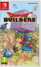 Portada oficial de de Dragon Quest Builders para Switch
