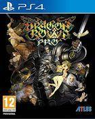 Portada oficial de de Dragon's Crown Pro para PS4