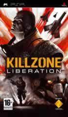 Portada oficial de de Killzone Liberation para PSP