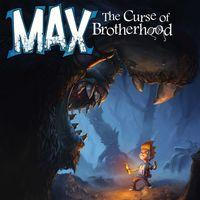 Portada oficial de Max: The Curse of Brotherhood para PS4