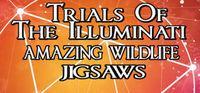 Portada oficial de Trials of the Illuminati: Amazing Wildlife Jigsaws para PC