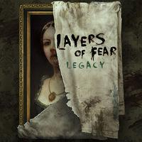 Portada oficial de Layers of Fear: Legacy para Switch