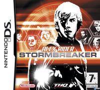 Portada oficial de Stormbreaker para NDS