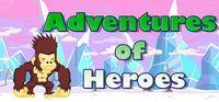 Portada oficial de Adventures of Heroes para PC
