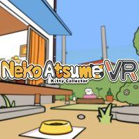 Portada oficial de Neko Atsume VR para PS4