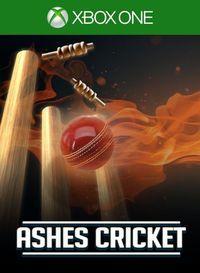 Portada oficial de Ashes Cricket 2017 para Xbox One