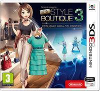 Portada oficial de New Style Boutique 3 - Styling Star para Nintendo 3DS